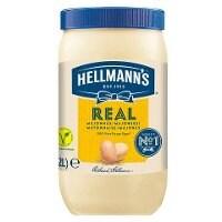 HELLMANN'S Real majones, 2L plastglass -