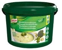 Knorr Blomkål og Brokkolisuppe 30L -
