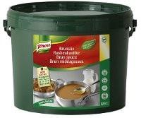Knorr Brun Middagssaus 80L -