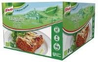 Knorr Lasagnette Fullkorn Økologisk 3kg -