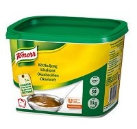 KNORR Beef boillion 2 x 1 kg / 2 x 50 L -