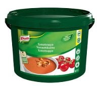 Knorr Tomatsuppe 40L -