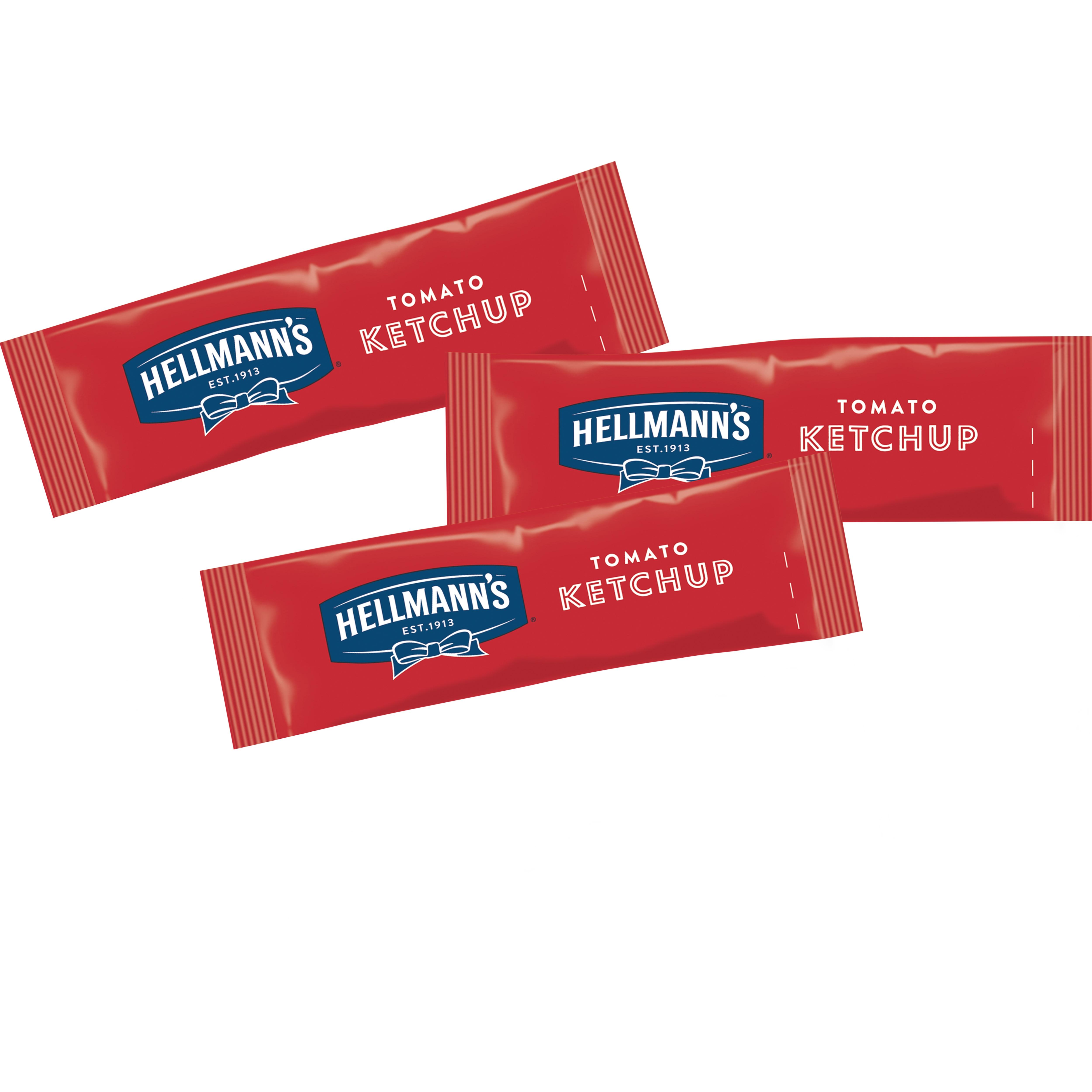 Hellmann's Ketchup kuvert 198 x 10 ml -