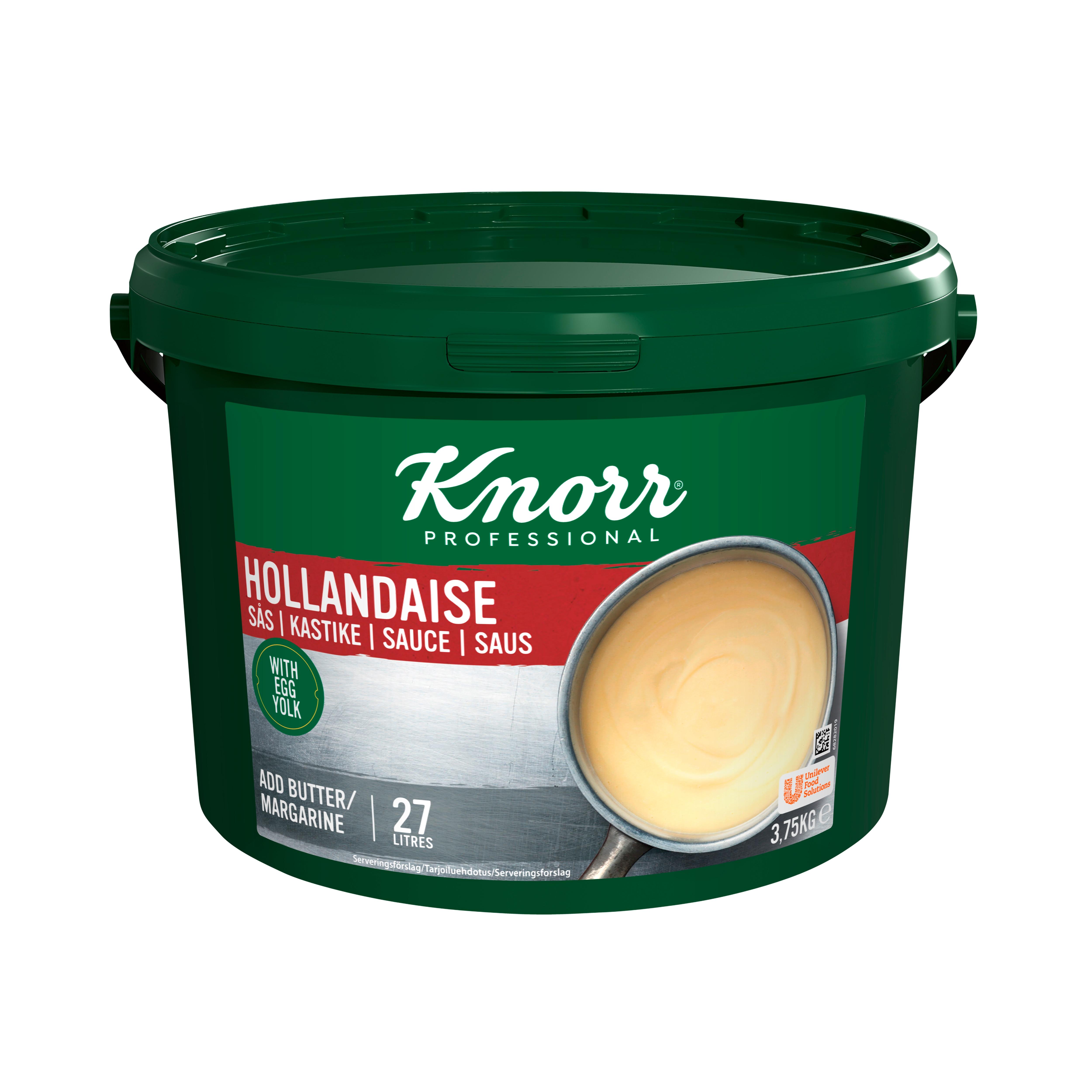 Knorr Hollandaisesaus 27L -