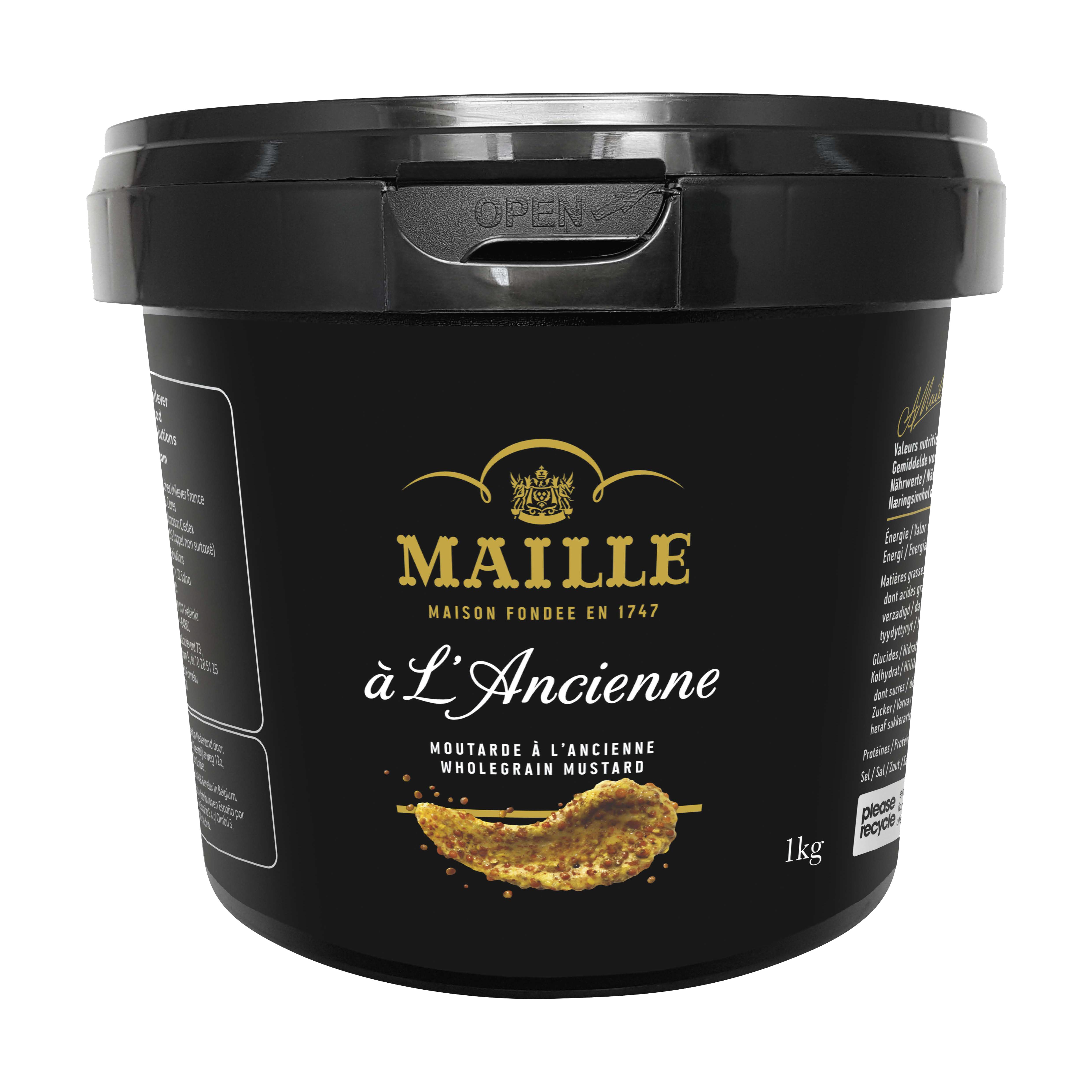 Maille Sennep Grov Oldstyle 1kg -