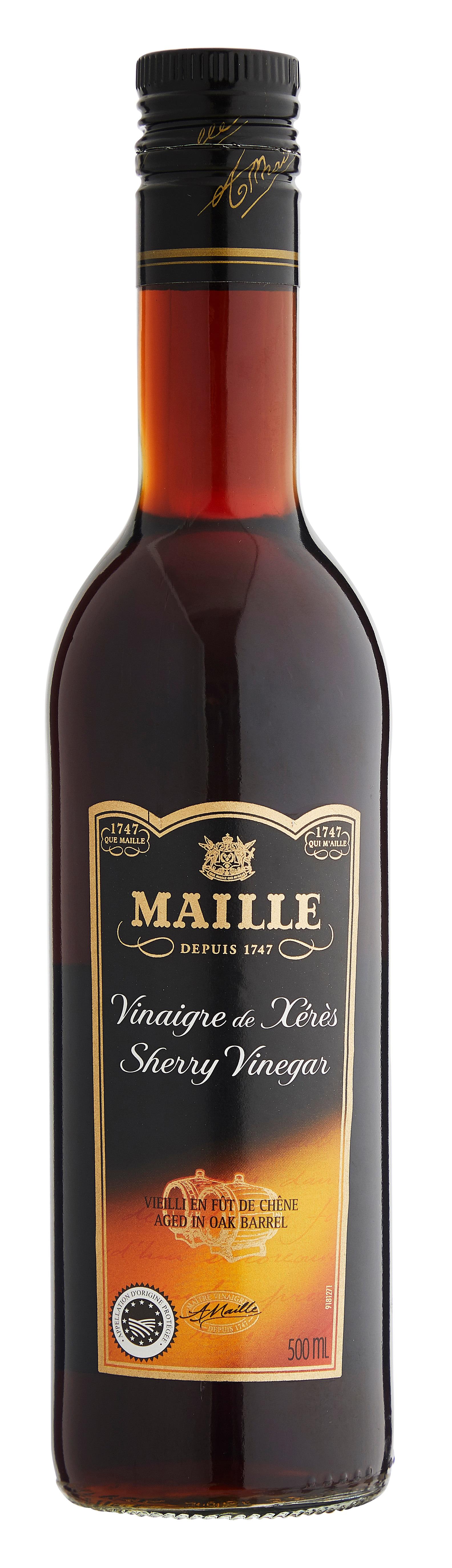 SHERRYEDDIK MAILLE flaske 6x500ml -