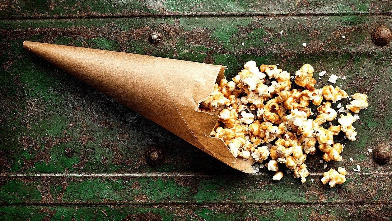 Popcorn Dulce de Leche – Oppskrift