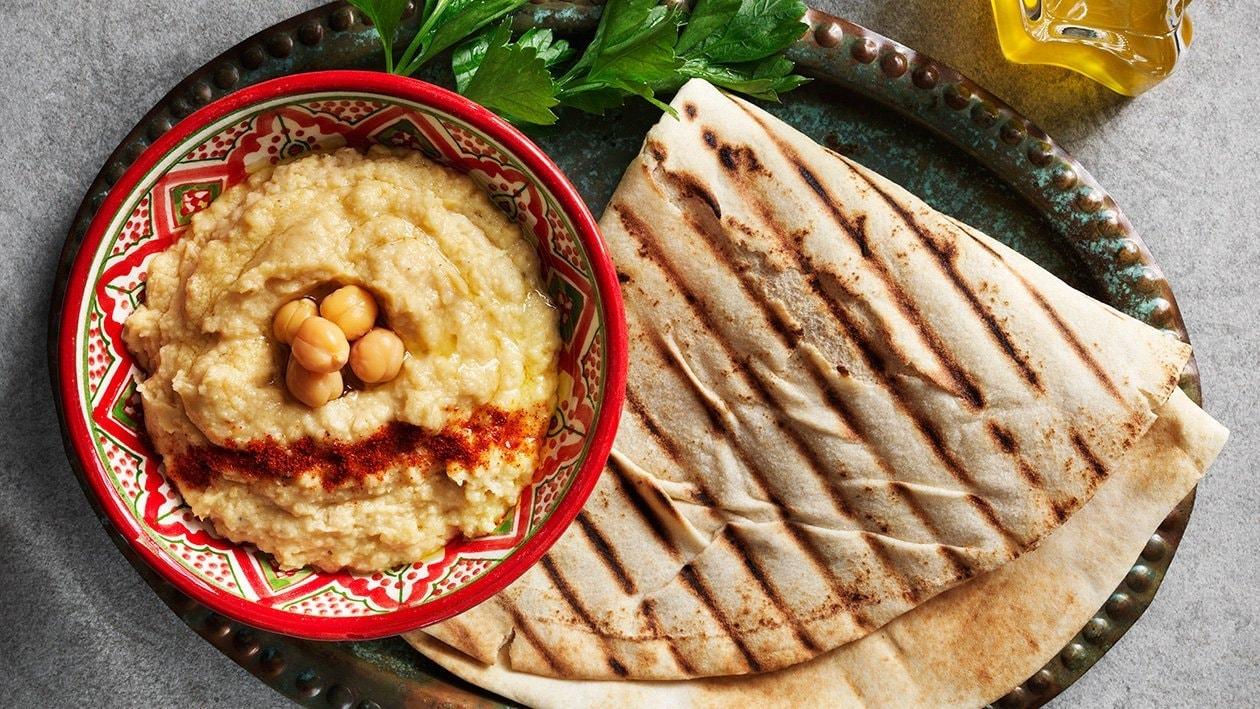 Hummus – Oppskrift