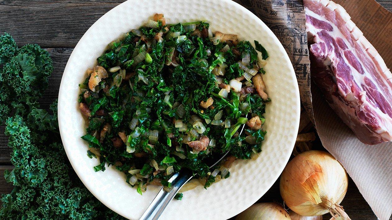 Kicking Cabbage Sauté – Oppskrift