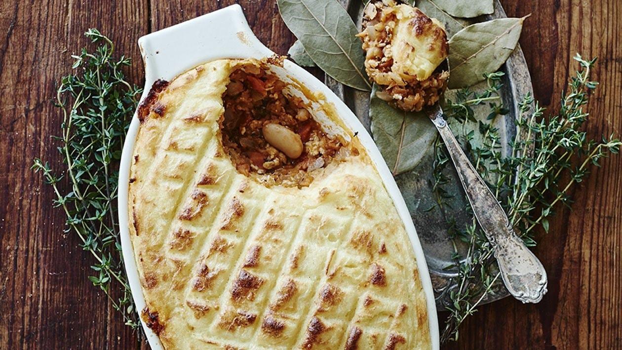 Shepherds pie med picadillo – Oppskrift