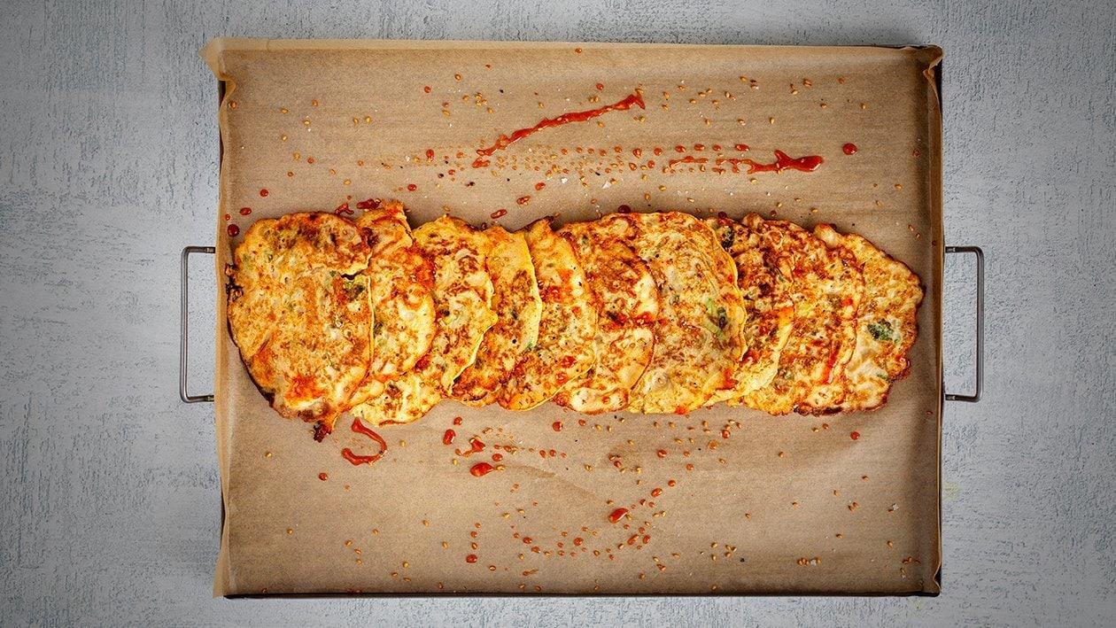 Kimchipletter – Oppskrift